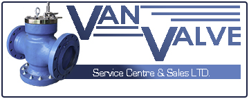 Industrial Valves British Columbia | VanValve Service Centre & Sales